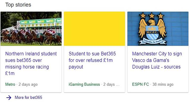 Bet365TopStories
